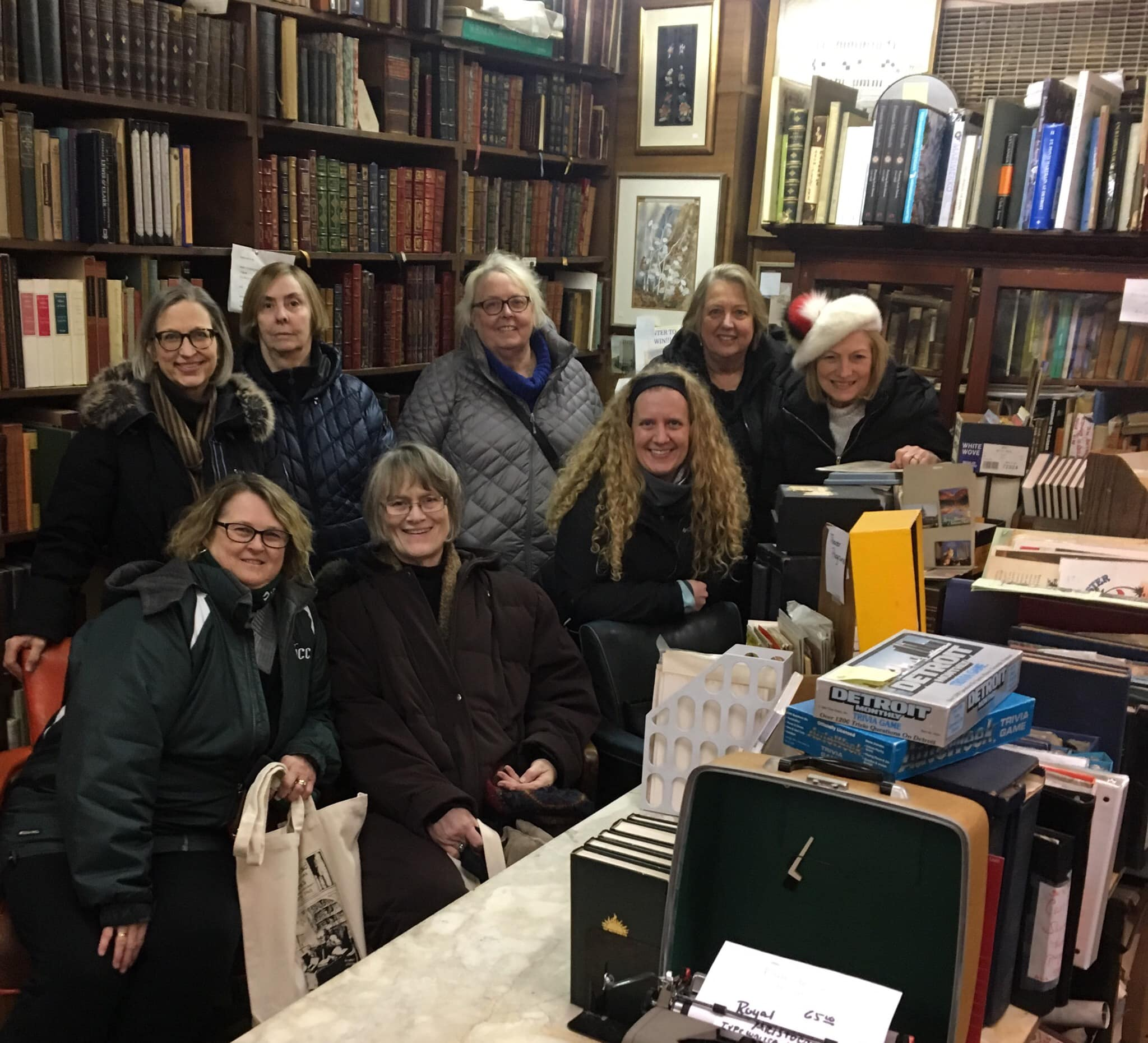 Book Club outing