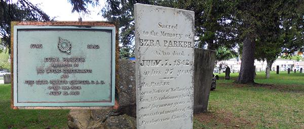 Sgt. Ezra Parker