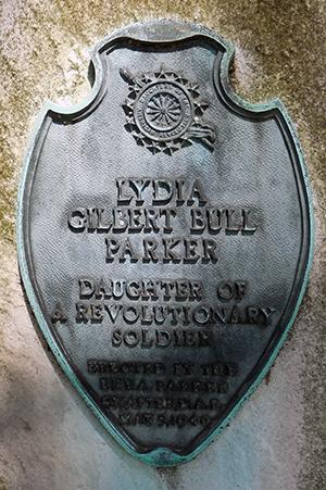 Lydia Gilbert Bull Parker