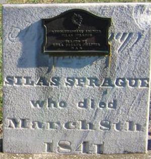 Silas Sprague