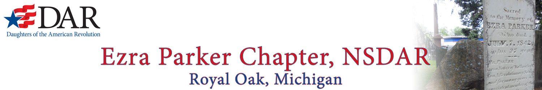 Ezra Parker Chapter, NSDAR